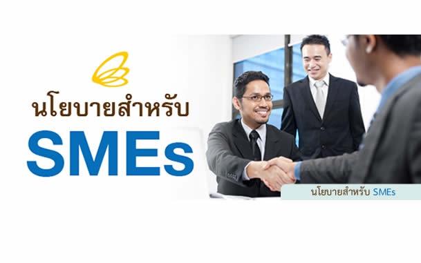 นโยบายสำหรับ SMEs